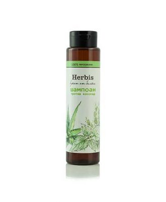 Natural herbis hair loss shampoo 300 ml